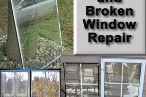 Photo #2: America One Windows. Glass Repair Service