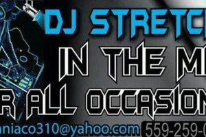 Photo #1: DJ STRETCH
