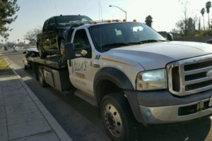 Photo #2: Villa's towing services