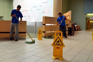 Photo #1: Royalty Cleaning Services for offices. Stress no more!