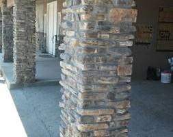 Photo #4: Impressiv MASONRY - pavers and stone veneer installations.