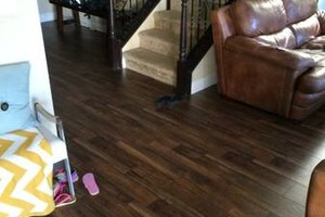 Photo #16: Laminate and installation $3.25 sq. foot