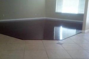 Photo #6: Laminate and installation $3.25 sq. foot
