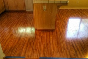 Photo #5: Laminate and installation $3.25 sq. foot