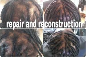 Photo #6: Sadies International hair studio. Dreads- Dreadlock Specialist
