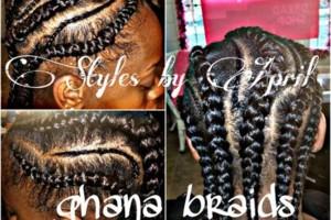 Photo #3: Sadies International hair studio. Dreads- Dreadlock Specialist