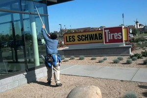 Photo #20: Central Valley Window & Rain Gutter Cleaning. Spring Sale!