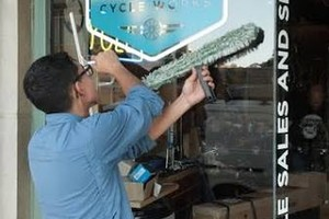 Photo #17: Central Valley Window & Rain Gutter Cleaning. Spring Sale!