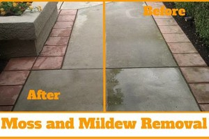 Photo #9: Central Valley Window & Rain Gutter Cleaning. Spring Sale!
