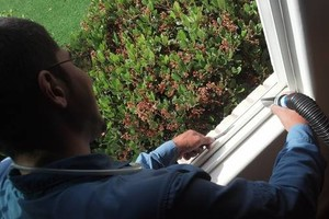 Photo #7: Central Valley Window & Rain Gutter Cleaning. Spring Sale!