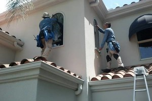 Photo #4: Central Valley Window & Rain Gutter Cleaning. Spring Sale!