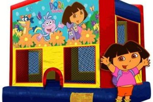 Photo #9: Bounce house specials!