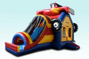 Photo #3: Bounce house specials!
