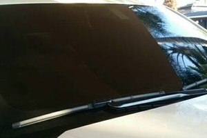 Photo #3: Elite car window tinting