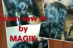 Photo #11: Great hair by Magik