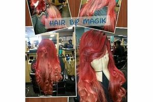 Photo #10: Great hair by Magik