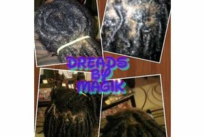Photo #2: Great hair by Magik
