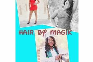 Photo #1: Great hair by Magik