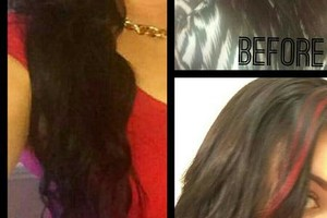 Photo #2: Hair extensions. Call Lena!