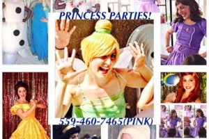 Photo #1: Fairytale / Princess Birthday Party Entertainment!