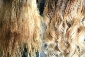 Photo #3: Hair special - style & blowdry $25