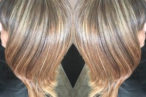 Photo #2: Hair special - style & blowdry $25