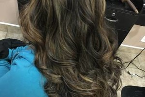 Photo #1: Hair special - style & blowdry $25