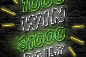 Photo #1: H&R Block 1000 People Win $1,000 Every Day / Tax Preparation