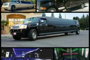 Photo #1: Limousine & Party bus rental