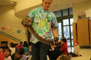 Photo #16: Reptile Ron Animal Presentations
