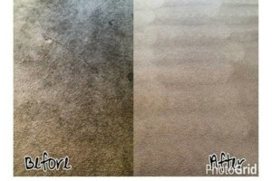 Photo #1: $80 WHOLE HOUSE CARPET CLEANING. SPECIAL WITH ROTOVAC!
