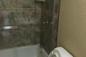 Photo #3: Need tile work?! Showers/ Floors/ Back splashes