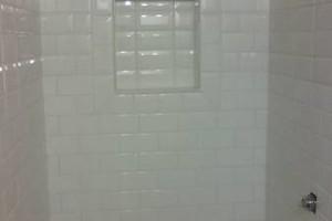 Photo #8: Need tile work?! Showers/ Floors/ Back splashes