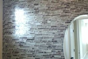 Photo #9: Need tile work?! Showers/ Floors/ Back splashes
