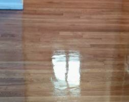 Photo #5: HARDWOOD FLOORS REFINISHED