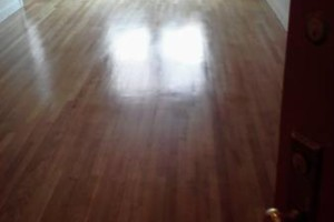 Photo #3: HARDWOOD FLOORS REFINISHED