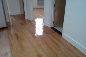 Photo #2: HARDWOOD FLOORS REFINISHED