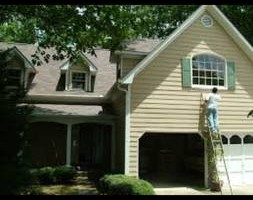 Photo #1: Power Washing King. Schaefer Home Services