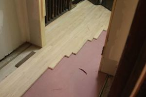 Photo #1: Custom Wood Floor Service
