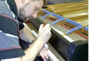 Photo #1: McBrayers Award Piano. Tuning & Repair