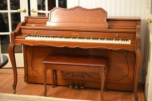 Photo #1: Concert Piano Tuning
