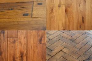Photo #3: Blue Ridge. Hardwood & Laminate Flooring. New Install / Refinish