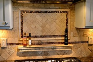 Photo #2: Professional Tile and Natural Stone Installer