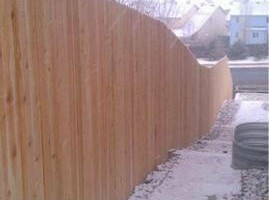 Photo #21: Higher Grounds Irrigation.  Fence repairs/Spring activations