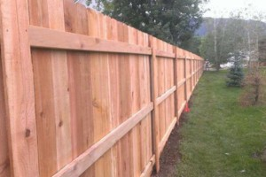Photo #8: Higher Grounds Irrigation.  Fence repairs/Spring activations