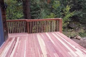 Photo #22: DECK CONSTRUCTION by All Inclusive Construction!