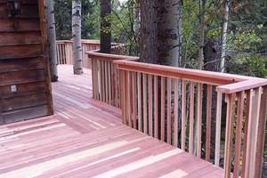 Photo #21: DECK CONSTRUCTION by All Inclusive Construction!
