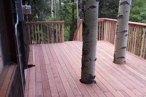 Photo #20: DECK CONSTRUCTION by All Inclusive Construction!