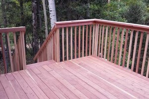Photo #19: DECK CONSTRUCTION by All Inclusive Construction!