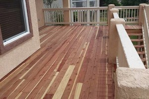 Photo #18: DECK CONSTRUCTION by All Inclusive Construction!